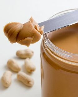 peanut butter dog treat recipe