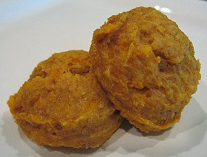 sweet potato recipe for dog treats