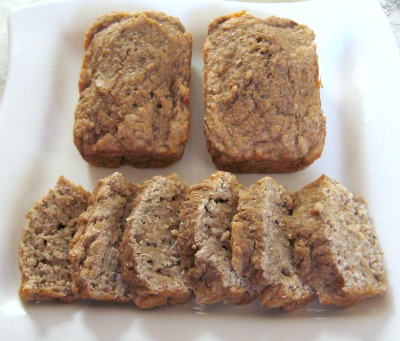 gourmet dog treat recipes banana bread