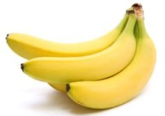 banana dog treat icing