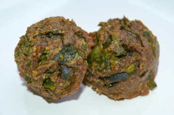 natural dog treat recipes with collard greens