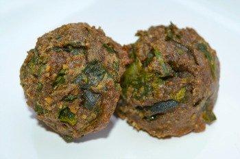 natural dog treat recipes with collard greens