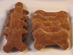 gingerbread recipe for dog biscuits