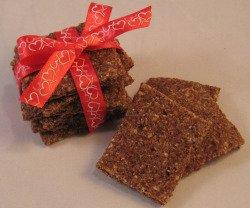 flax recipes for dog treats