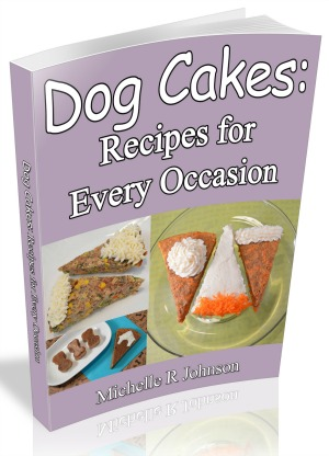 dog cake recipes ebook