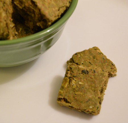 Homemade Dental Dog Treats - Dog Treat